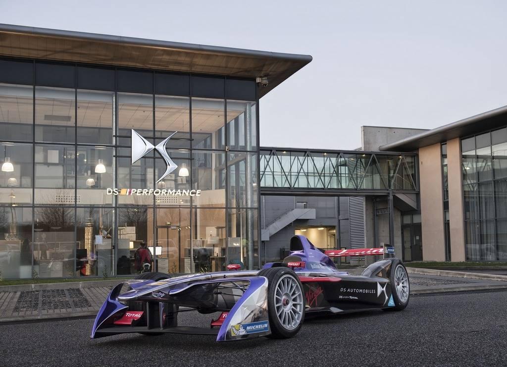 DS Performance Formula E