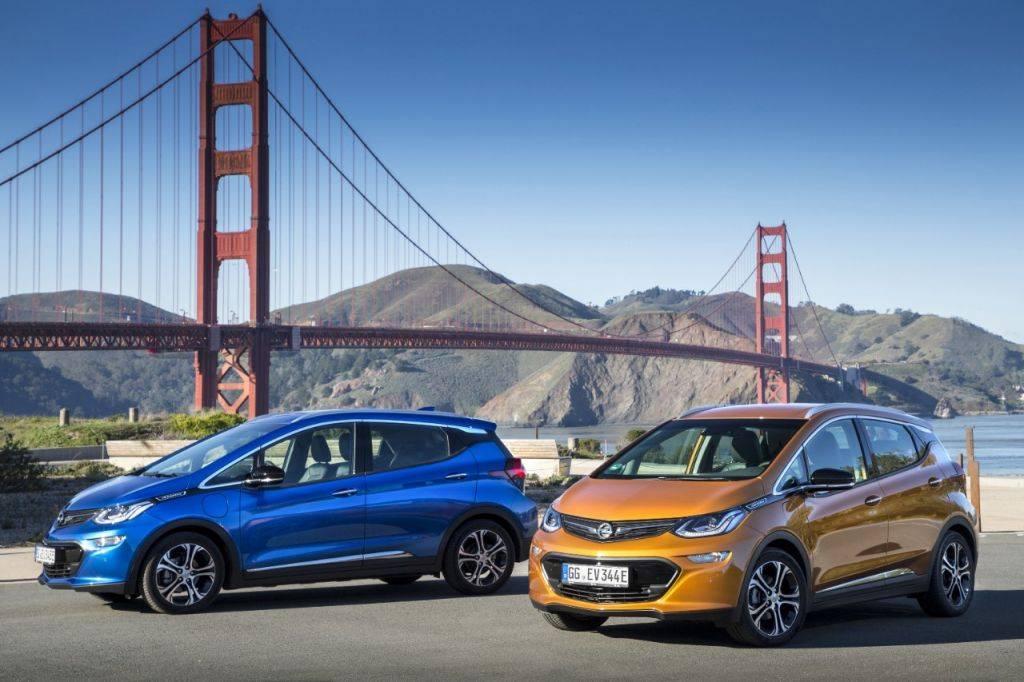 auto elettriche, Opel Ampera-e