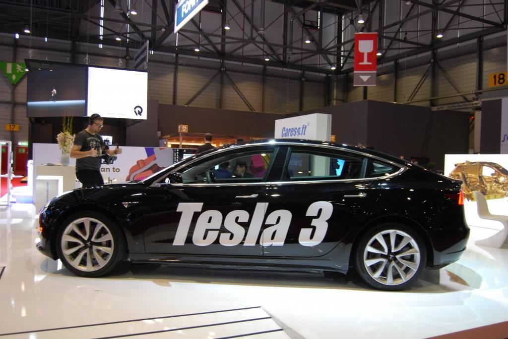 La Tesla Model 3 ha venduto 77.634